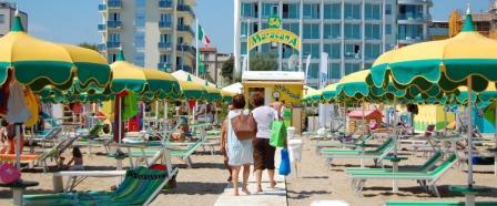 Le Spiagge Rimini (53-54-55)