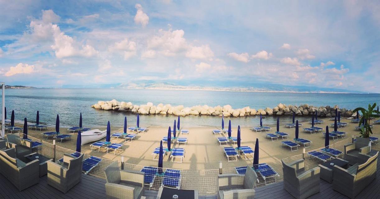 la spiaggetta beach club