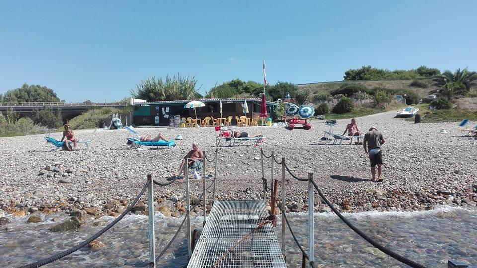 Marangone Beach