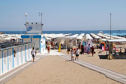 Onde Beach 68-69 Rimini