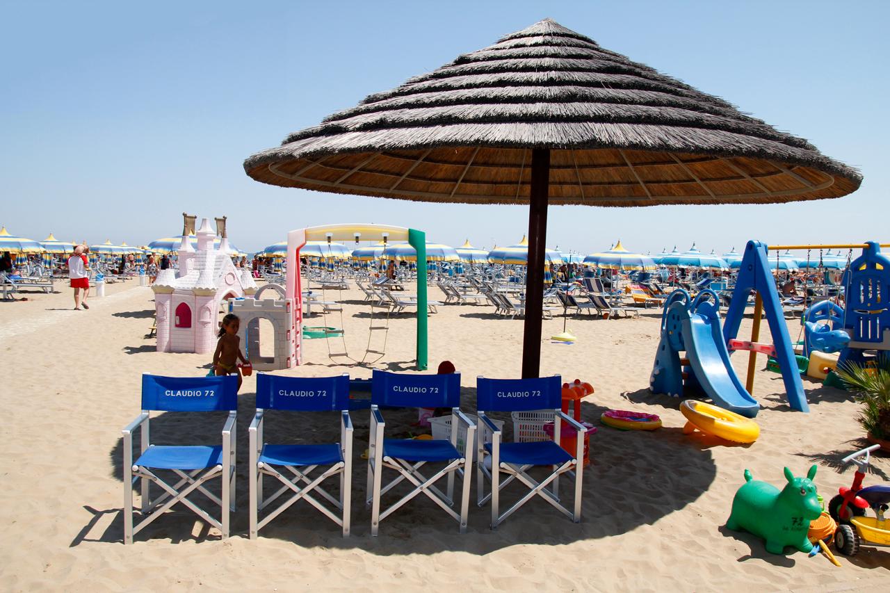 Onde Beach 72-73 Rimini