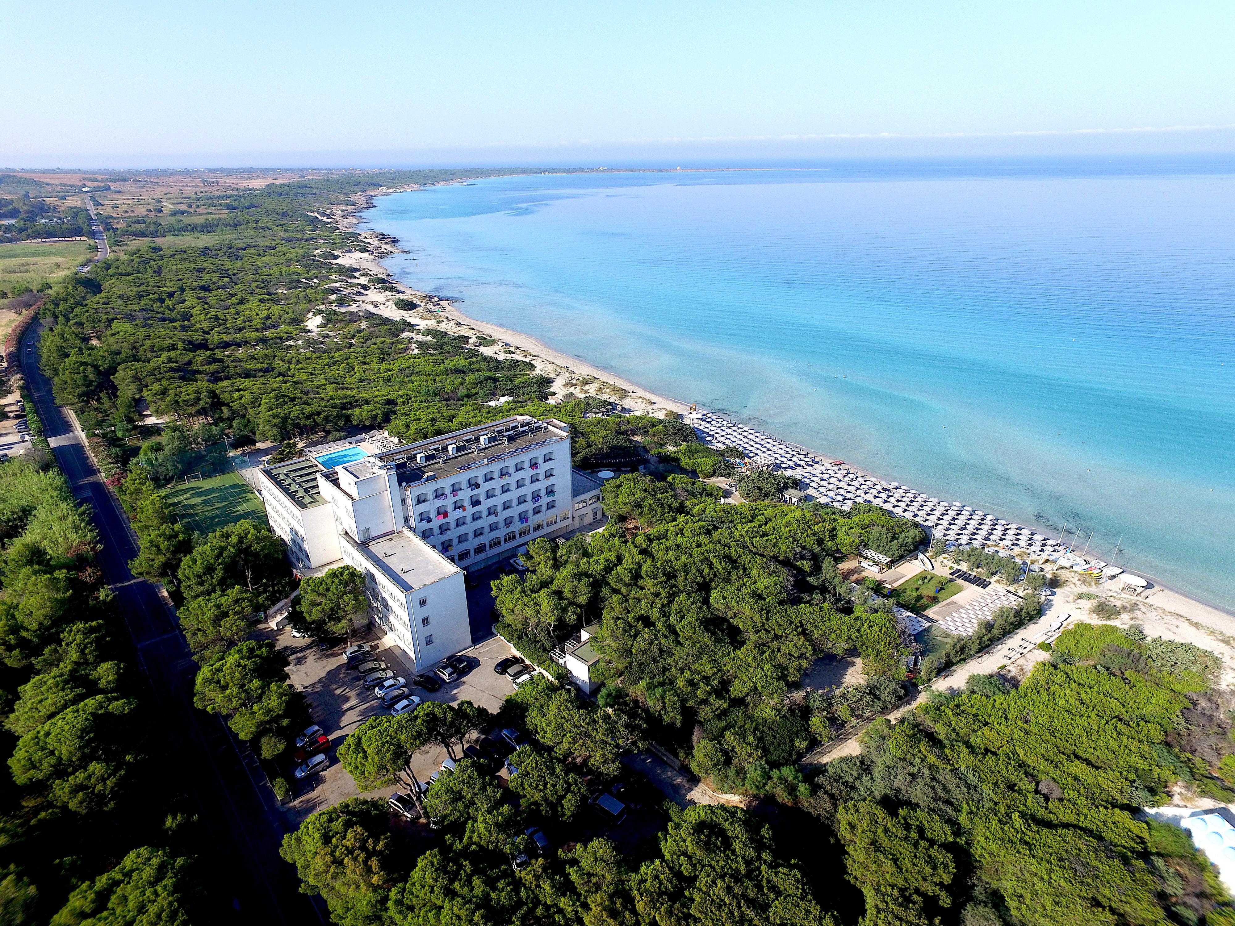 Ecoresort Le Sirenè Caroli Hotels