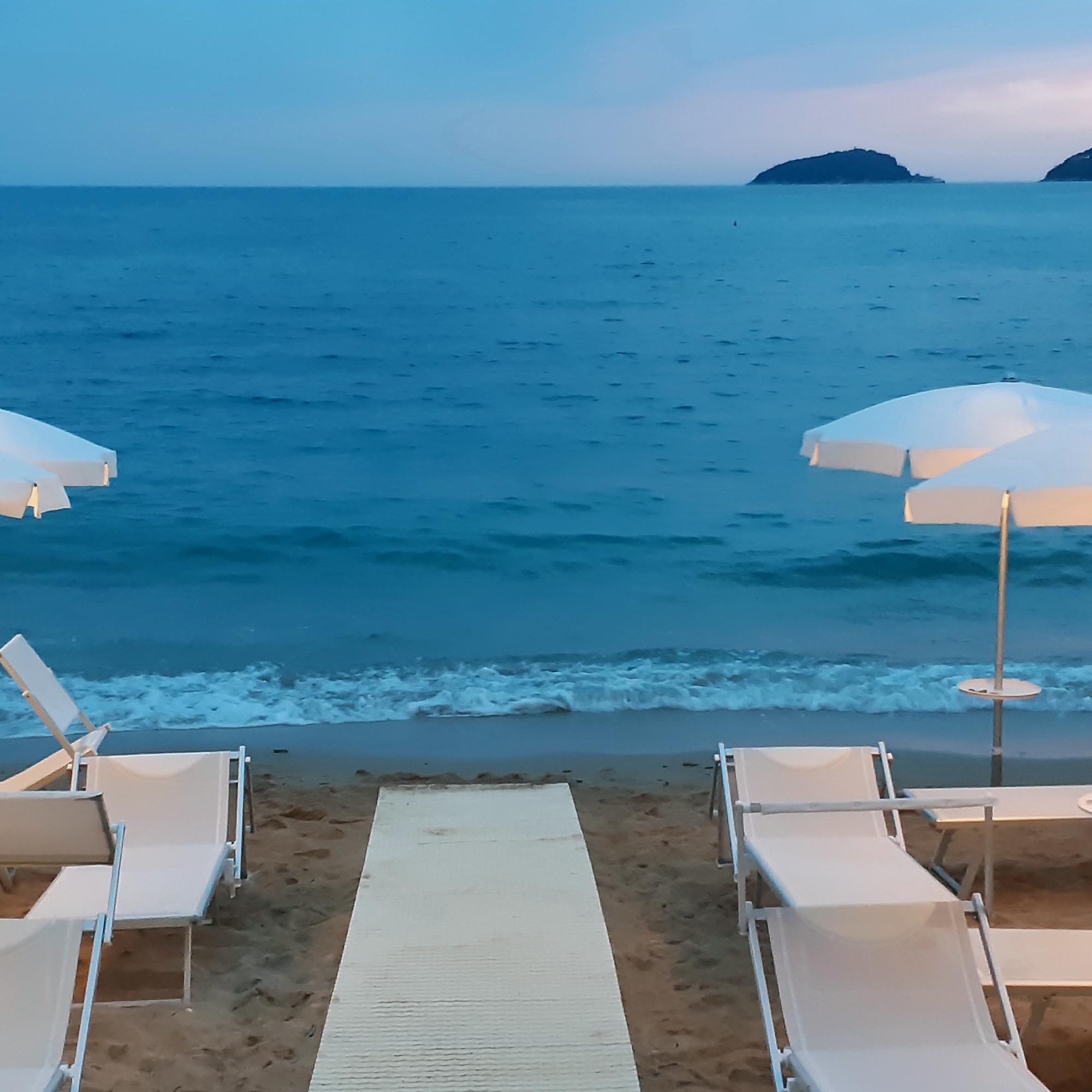 Calabianca beach - Baia blu