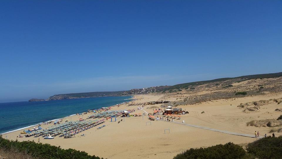 Beach & Sea Arbus Torre Dei Corsari
