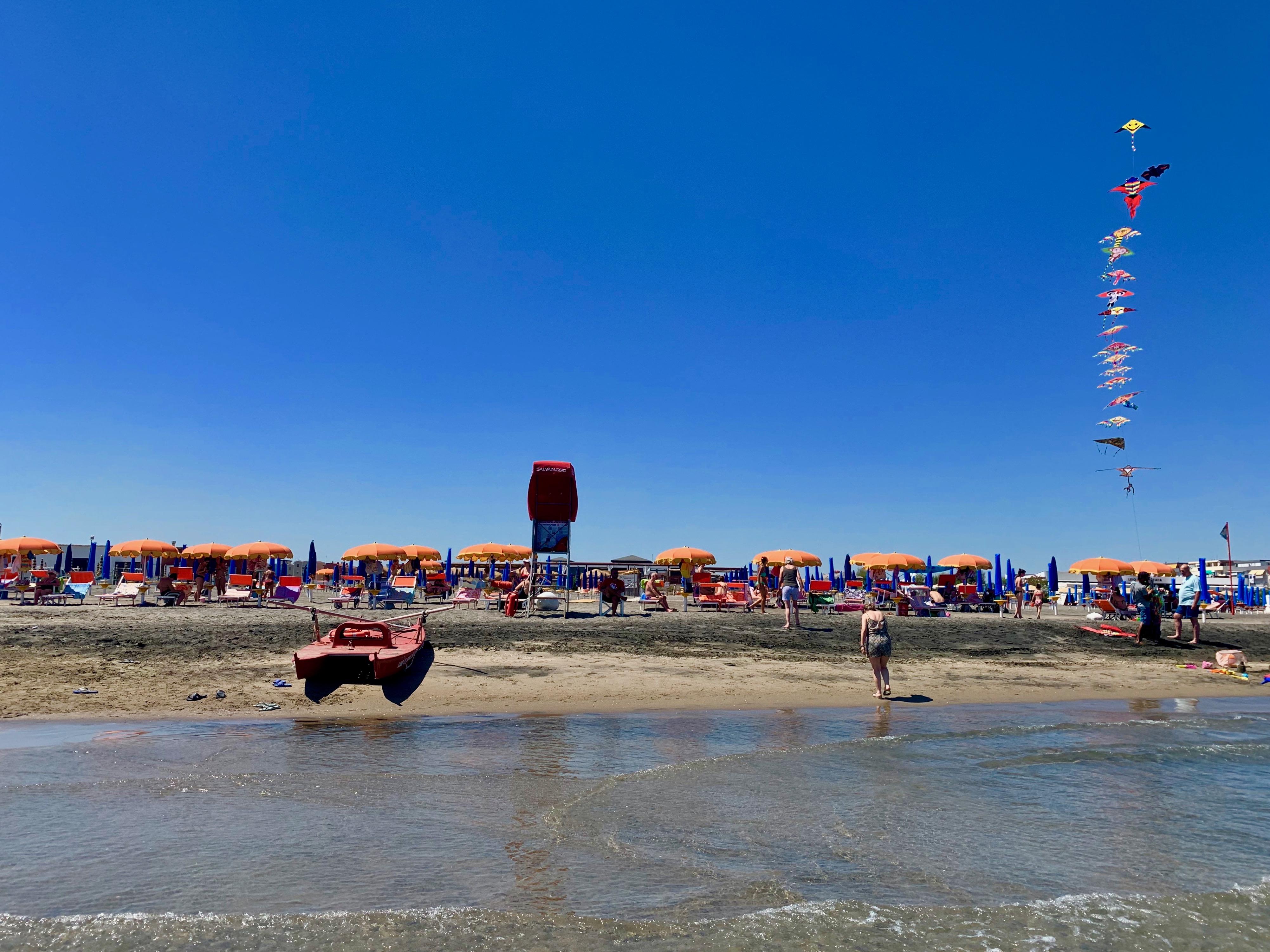 Spiaggia Le Dune - Margherita di Savoia