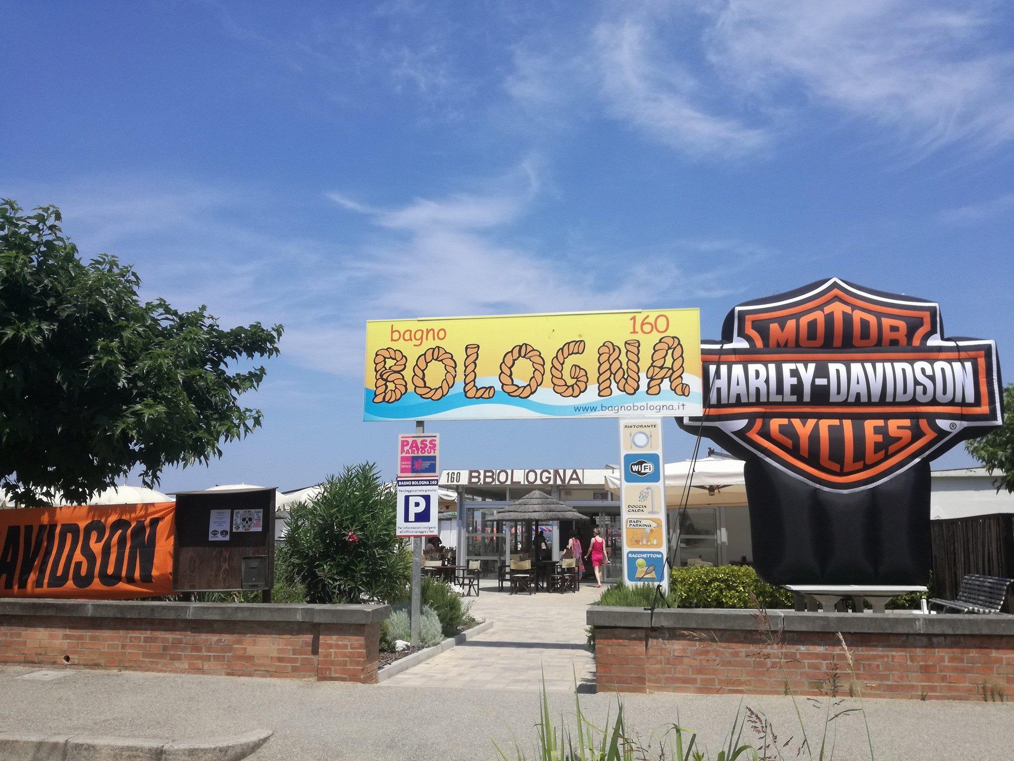 Bagno Bologna 160