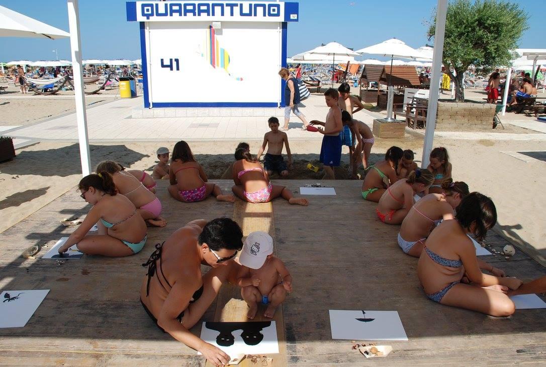 Spiaggia 41 Lucio